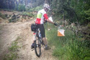 I Ogólnopolskie Mistrzostwa Załęczańskiego Łuku Warty w Rowerowej Jeździe na Orientację