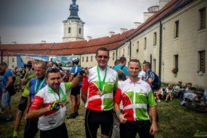 Maraton MTB wokół Zalewu Sulejowskiego