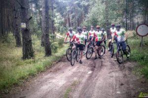 Lasy, rower i przepisy