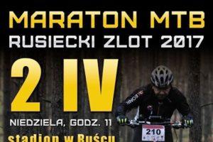Maraton 2 kwietnia MTB Rusiec