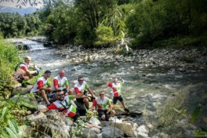 Tour de Tatry #1 dzień